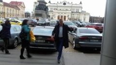 Спас Русев изпълни обещанието си, видя се с Наско