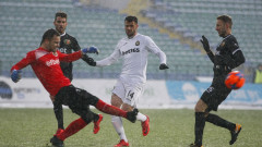 Късен гол спаси Славия от домакинска загуба срещу Локо (Пд)