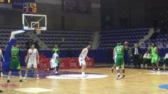 Берое с драматична победа за Балканската лига