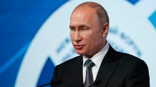 """Путин """"препоръча"""" на Гуайдо връщане към реалността"""