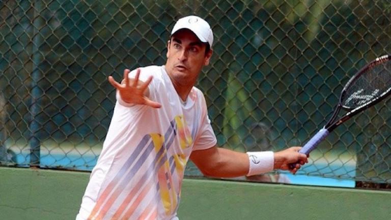 Малко известният бразилски тенисист Деиго Матош беше наказан с доживотно