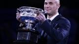 Агаси: С Григор тенисът е в добри ръце