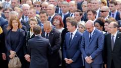 Борисов отдаде почит пред паметта на Симон Вейл