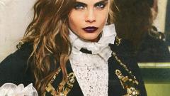 Кара Делевин в дръзка кампания на Шанел
