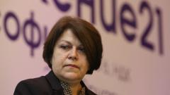 Татяна Дончева не изключва предсрочен вот, но няма да се кандидатира за депутат