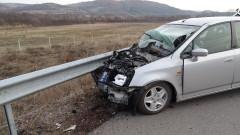Катастрофа в Монтанско отне живота на млада жена