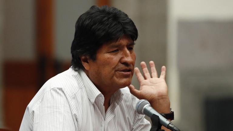 Ево Моралес е готов да се върне в Боливия, за