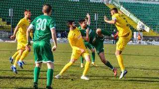 Левски даде две свидни жертви срещу Ботев (Враца)
