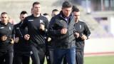Красимир Балъков провел сериозен разговор с футболистите си след изпуснатата победа