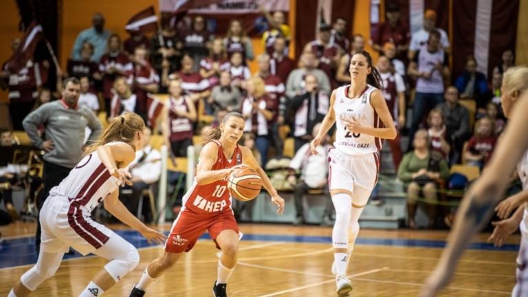 33 отбора се борят за 14 квоти за дамския Евробаскет