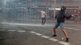 Полицейска акция в Германия във връзка с безредиците на Г-20 в Хамбург
