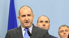 МВР полага усилия за разкриване на убийствата, убеден Румен Радев