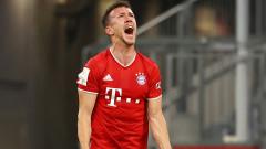 Байерн (Мюнхен) е вторият финалист за Купата на Германия