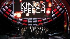 """""""Речта на краля"""" обра оскарите"""
