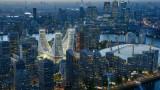 London Peninsula Place - първият мащабен проект на Сантяго Калатрава в Лондон