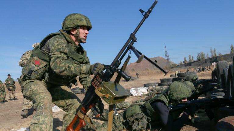 Русия предупреди Украйна срещу насилствен сценарий в Донбас
