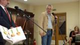 """Асен Марков присъства на представянето на книгата """"Олимпийски каталог"""""""