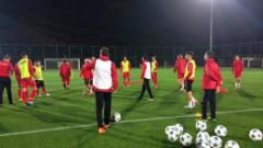 ЦСКА смени Турция с Гърция