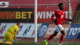 Само след 8 мача в efbet Лига - Кайседо с повече голове от цялото нападение на Левски