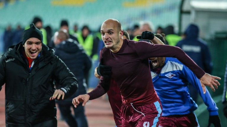 Мирослав Будинов: В Левски липсва класа за титлата, голът ми срещу тях ме съживи