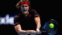 Александър Зверев победи Ник Кириос на турнира в Сидни