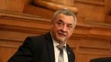 НФСБ-Бургас предложи Валери Симеонов за водач на евролистата