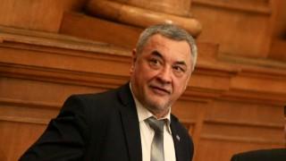 Духът на Доган витае в парламента, разкри Симеонов