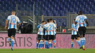 Наполи удари Рома в дербито за челните места