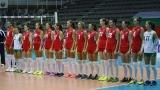 """Волейболните """"лъвици"""" ще игрят с Русия и Турция на Евроволей 2017"""