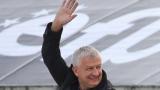 Крушарски: Оставете на мира Акрапович, аз съм треньор на Локомотив!