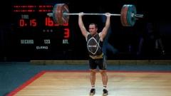 Диан Минчев остана шести на европейското по вдигане на тежести