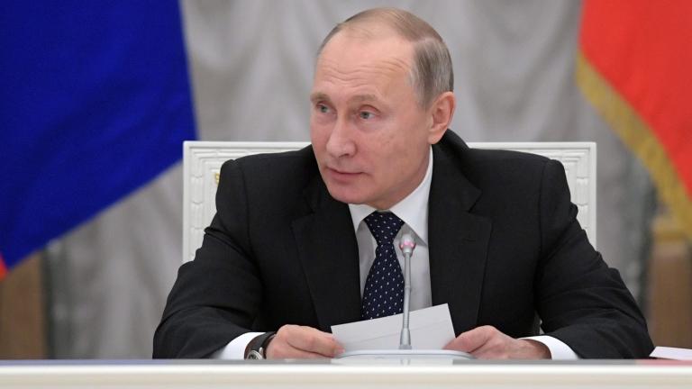 """Путин обеща """"мащабна"""" размяна на затворници с Украйна"""