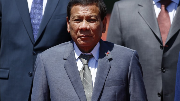 Лидерът на Филипините подкрепя присъединяване на Турция и Монголия към АСЕАН