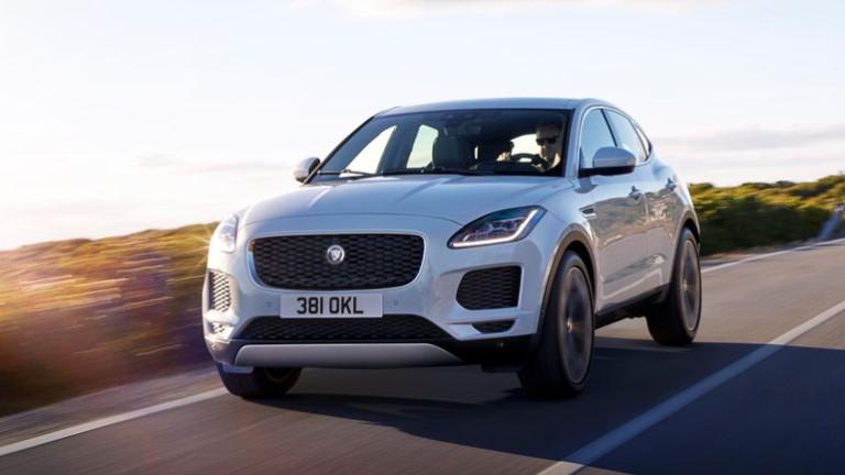 Jaguar представи новия си модел E-Pace по меко казано впечатляващ