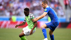 Нигерия - Исландия 2:0, два гола на Ахмед Муса