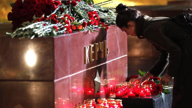 20 са жертвите от нападението в Керч. Това съобщава РИА