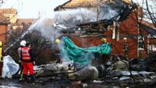 Шампиони по мотокрос загинаха при самолетна катастрофа до Лондон
