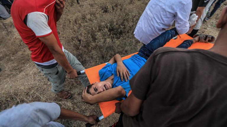 Израел пак удари цели в Газа