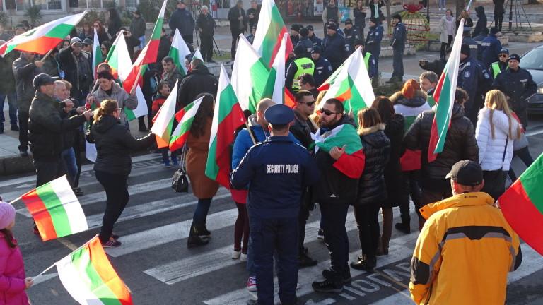 Жители блокираха пътя за Маказа