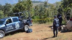 32 тела и 9 човешки глави откриха в масови гробове в Мексико
