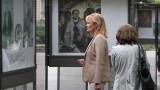 """Изложба за Левски откриха в столичната градинка """"Кристал"""""""