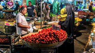Безпрецедентен скок на цените в Иран – килограм месо за $23