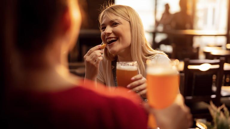 Две бири и сме по-щастливи