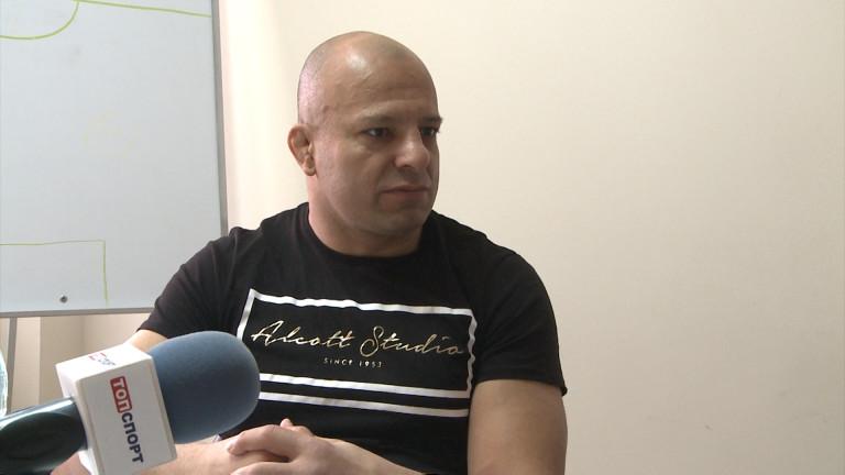 Камен Георгиев: ММА промоутърите в България са едно цяло и заедно повдигат нивото на бойните спортове (ВИДЕО)