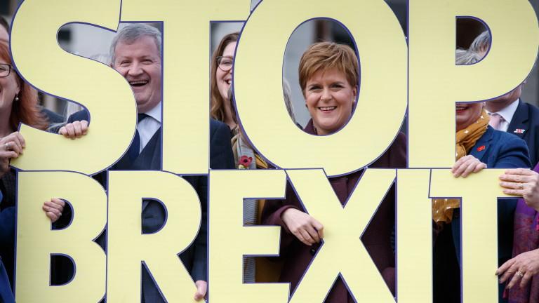 Стърджън зове за търпение във връзка с референдума за независимост на Шотландия