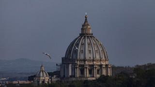 Папата отслужи нова литургия, излъчвана онлайн
