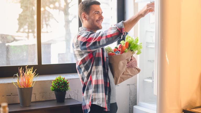 Продукти, които не трябва да съхраняваме в хладилника