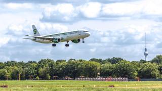 Още една германска авиокомпания обяви фалит