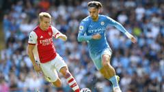 Манчестър Сити разпиля 10 от Арсенал
