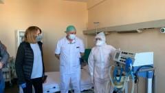 И в Първа градска болница ще лекуват пациенти с COVID-19